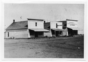 Primary view of object titled 'South Ivanhoe, Oklahoma'.
