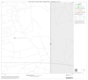 Primary view of object titled '1990 Census County Block Map (Recreated): Andrews County, Block 12'.