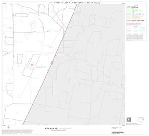 Primary view of object titled '1990 Census County Block Map (Recreated): Starr County, Block 11'.