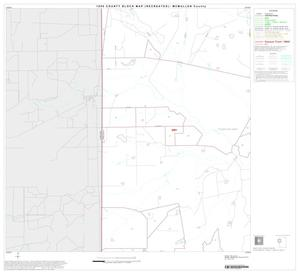 Primary view of object titled '1990 Census County Block Map (Recreated): McMullen County, Block 4'.