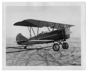 Primary view of object titled 'Airplane with Unknown Pilot'.