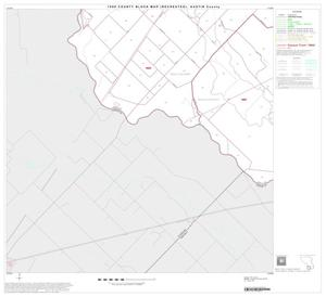 Primary view of object titled '1990 Census County Block Map (Recreated): Austin County, Block 12'.