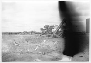 Primary view of object titled '[Destruction From the Higgins Tornado]'.