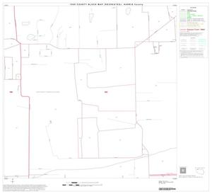 Primary view of object titled '1990 Census County Block Map (Recreated): Harris County, Block 26'.