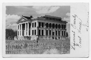 Primary view of object titled 'Lipscomb County Courthouse'.