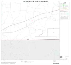 Primary view of object titled '1990 Census County Block Map (Recreated): Oldham County, Block 20'.