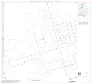 Primary view of object titled '1990 Census County Block Map (Recreated): Crane County, Block 4'.