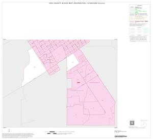 Primary view of object titled '1990 Census County Block Map (Recreated): Atascosa County, Inset F02'.