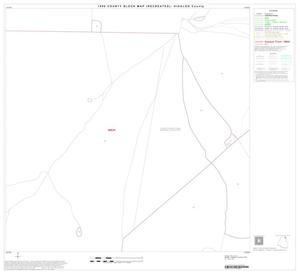 Primary view of object titled '1990 Census County Block Map (Recreated): Hidalgo County, Block 11'.