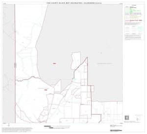 Primary view of object titled '1990 Census County Block Map (Recreated): Culberson County, Block 10'.