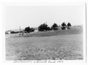 Primary view of object titled 'Tom Connell's Wolf Creek Ranch'.