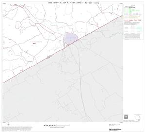 Primary view of object titled '1990 Census County Block Map (Recreated): Bosque County, Block 20'.