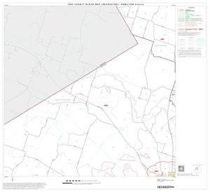 Primary view of object titled '1990 Census County Block Map (Recreated): Hamilton County, Block 5'.
