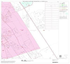 Primary view of object titled '1990 Census County Block Map (Recreated): El Paso County, Block 63'.