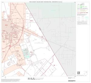 Primary view of object titled '1990 Census County Block Map (Recreated): Brazoria County, Block 11'.