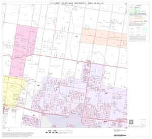 Primary view of object titled '1990 Census County Block Map (Recreated): Hidalgo County, Block 67'.