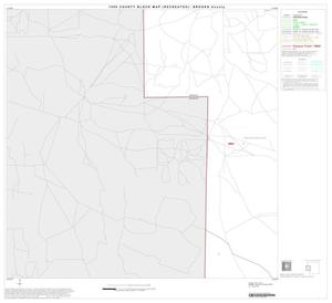 Primary view of object titled '1990 Census County Block Map (Recreated): Brooks County, Block 4'.