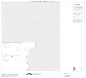 Primary view of object titled '1990 Census County Block Map (Recreated): Webb County, Inset A20'.