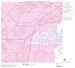 Primary view of object titled '1990 Census County Block Map (Recreated): Bexar County, Block 41'.