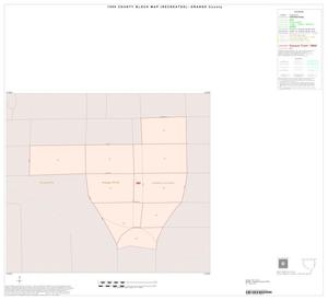 Primary view of object titled '1990 Census County Block Map (Recreated): Orange County, Inset A01'.