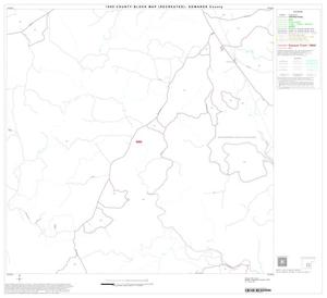 Primary view of object titled '1990 Census County Block Map (Recreated): Edwards County, Block 13'.