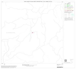 Primary view of object titled '1990 Census County Block Map (Recreated): Val Verde County, Block 11'.