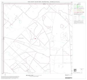 Primary view of object titled '1990 Census County Block Map (Recreated): Jim Wells County, Block 1'.