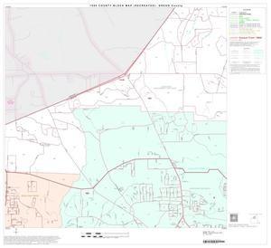 Primary view of object titled '1990 Census County Block Map (Recreated): Gregg County, Block 6'.