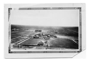 Primary view of object titled 'Aerial View of South Booker'.