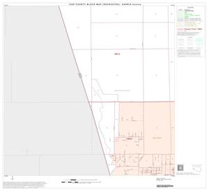 Primary view of object titled '1990 Census County Block Map (Recreated): Harris County, Block 109'.