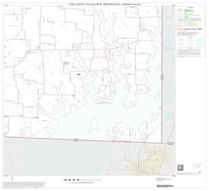 Primary view of object titled '1990 Census County Block Map (Recreated): Cooke County, Block 20'.