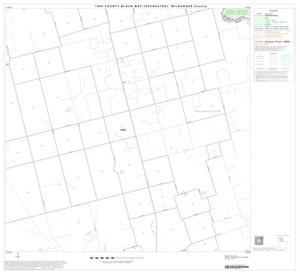 Primary view of object titled '1990 Census County Block Map (Recreated): Wilbarger County, Block 4'.