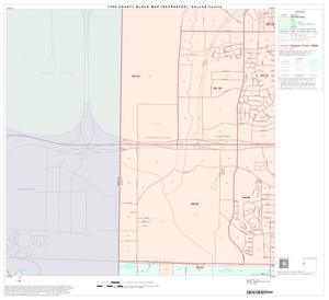 Primary view of object titled '1990 Census County Block Map (Recreated): Dallas County, Block 31'.