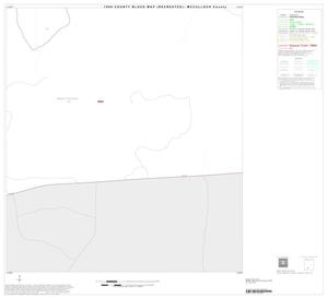 Primary view of object titled '1990 Census County Block Map (Recreated): McCulloch County, Inset B10'.