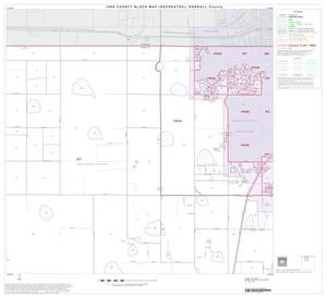 Primary view of object titled '1990 Census County Block Map (Recreated): Randall County, Block 2'.
