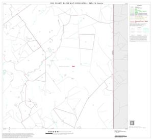 Primary view of object titled '1990 Census County Block Map (Recreated): Zapata County, Block 9'.