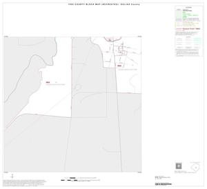 Primary view of object titled '1990 Census County Block Map (Recreated): Goliad County, Inset A04'.