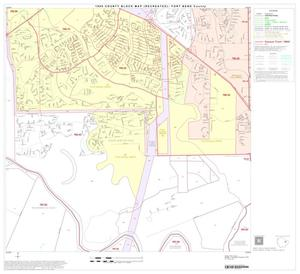 Primary view of object titled '1990 Census County Block Map (Recreated): Fort Bend County, Block 29'.