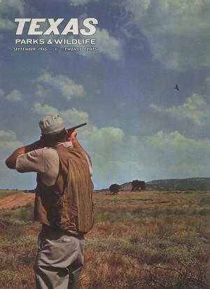 Primary view of object titled 'Texas Parks & Wildlife, Volume 23, Number 09, September, 1965'.