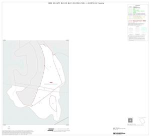 Primary view of object titled '1990 Census County Block Map (Recreated): Limestone County, Inset F01'.