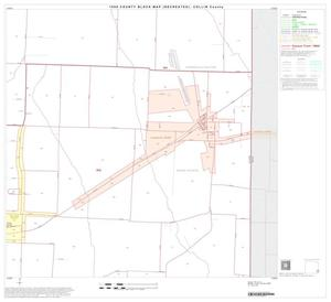 Primary view of object titled '1990 Census County Block Map (Recreated): Collin County, Block 41'.