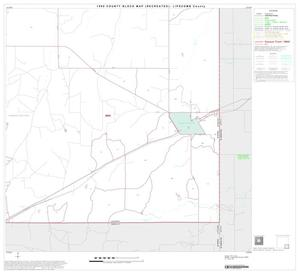 Primary view of object titled '1990 Census County Block Map (Recreated): Lipscomb County, Block 9'.
