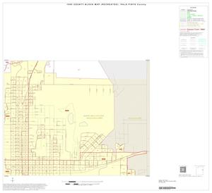 Primary view of object titled '1990 Census County Block Map (Recreated): Palo Pinto County, Inset B04'.