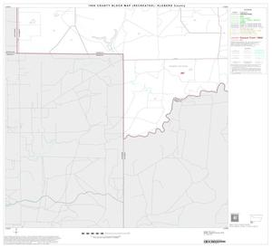 Primary view of object titled '1990 Census County Block Map (Recreated): Kleberg County, Block 19'.