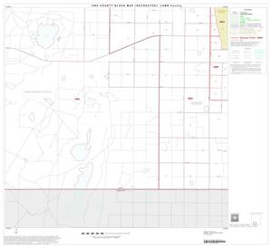Primary view of object titled '1990 Census County Block Map (Recreated): Lamb County, Block 14'.