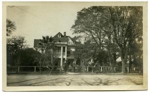 Primary view of object titled '[John T. Hart Home]'.
