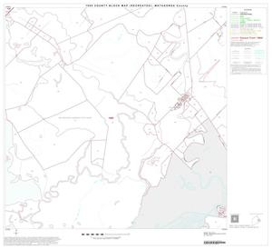 Primary view of object titled '1990 Census County Block Map (Recreated): Matagorda County, Block 17'.