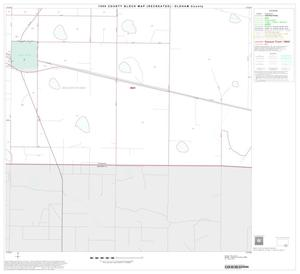 Primary view of object titled '1990 Census County Block Map (Recreated): Oldham County, Block 23'.