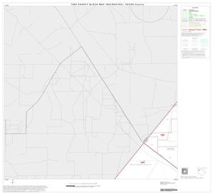 Primary view of object titled '1990 Census County Block Map (Recreated): Pecos County, Block 5'.