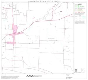 Primary view of object titled '1990 Census County Block Map (Recreated): Grayson County, Block 15'.